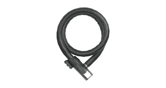 ABUS Centuro Zapięcie kablowe  860/85 QS czarny